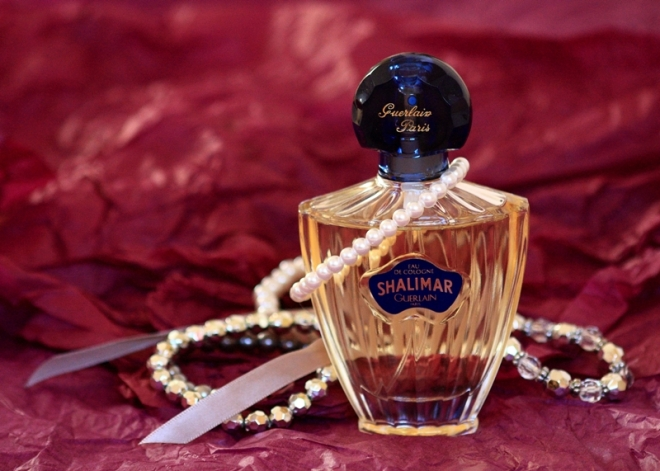 Shalimar Eau De Cologne by Guerlain | Photo by Jessica Young