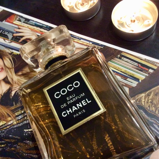 #SOTD Chanel - Coco EDP | photo by BonjourPerfume