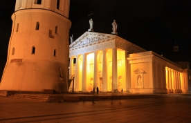 The Cathedral, Vilnius | BonjourPerfume