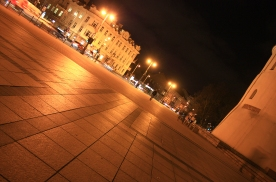 The Cathedral Square, Vilnius | BonjourPerfume