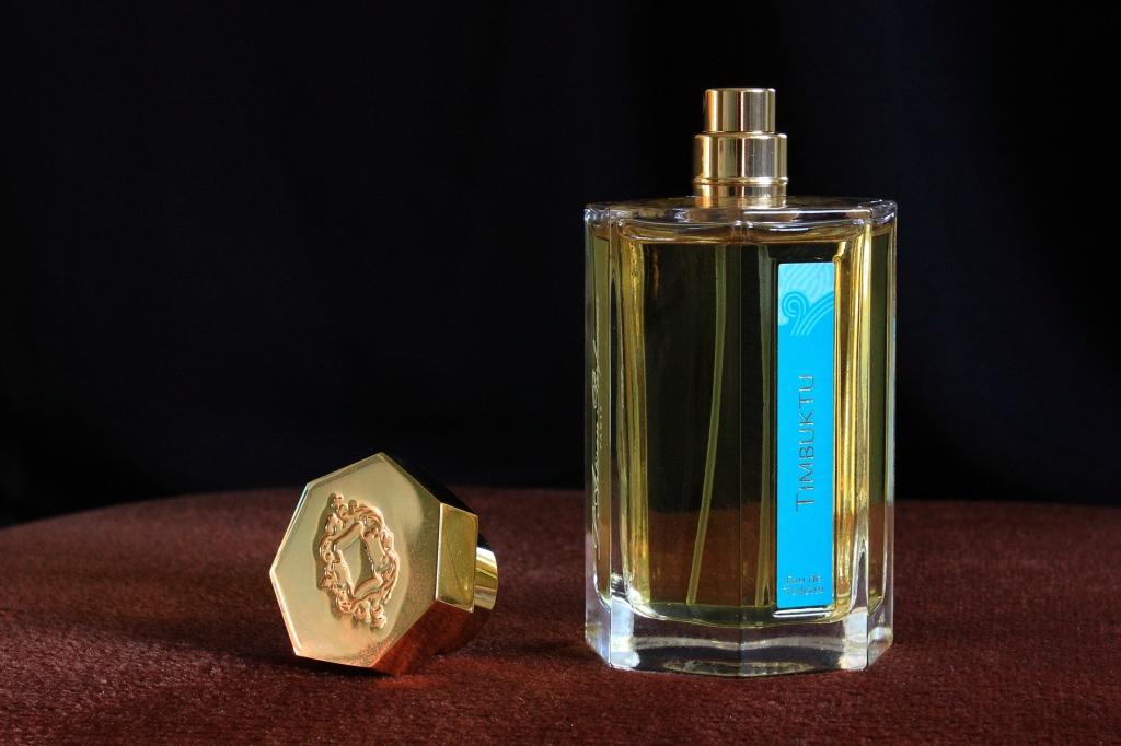 Timbuktu by L'Artisan Parfumeur   ©BonjourPerfume