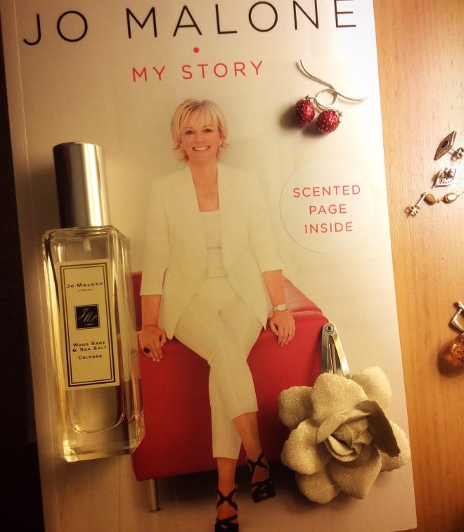 Jo Malone : My Story | photo by BonjourPerfume