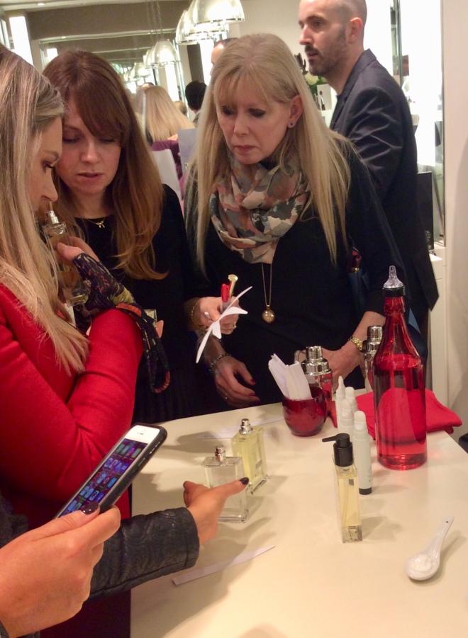 Fragrance Tapas by Jo Loves | photo by BonjourPerfume