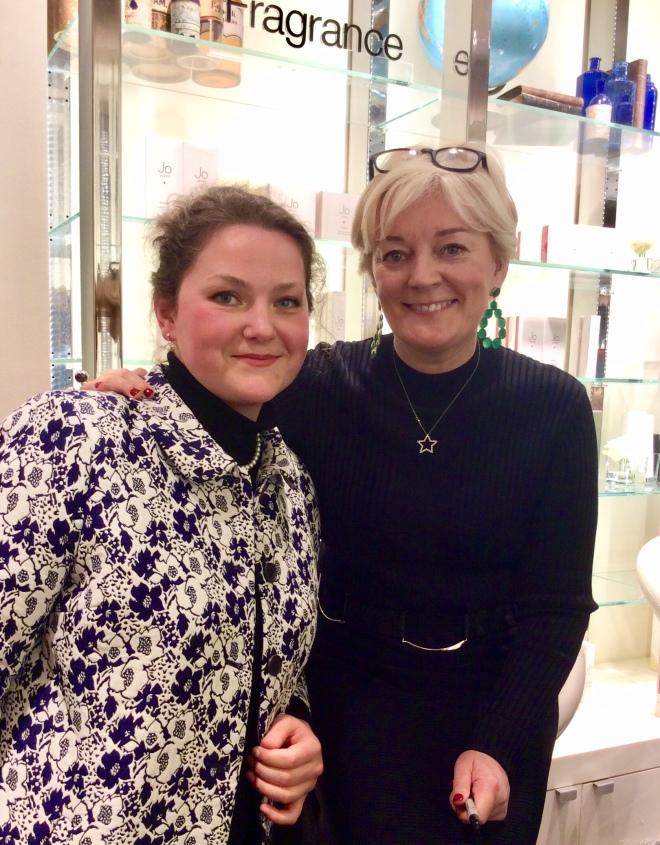 Meeting Jo Malone | photo by BonjourPerfume