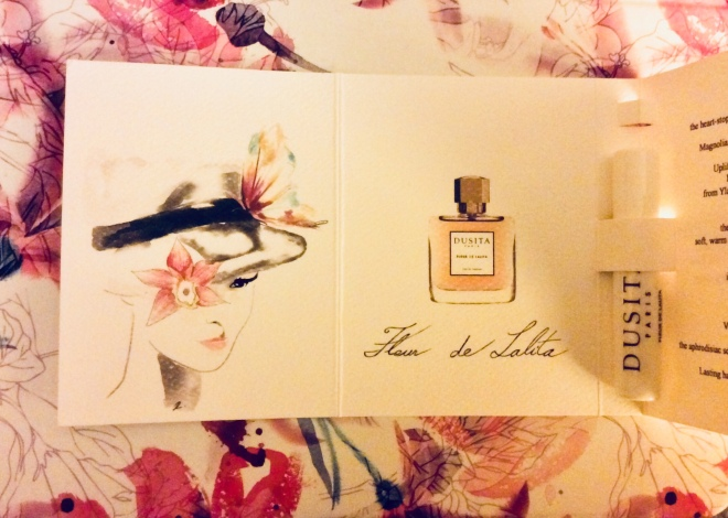 Dusita - Fleur de Lalita | BonjourPerfume