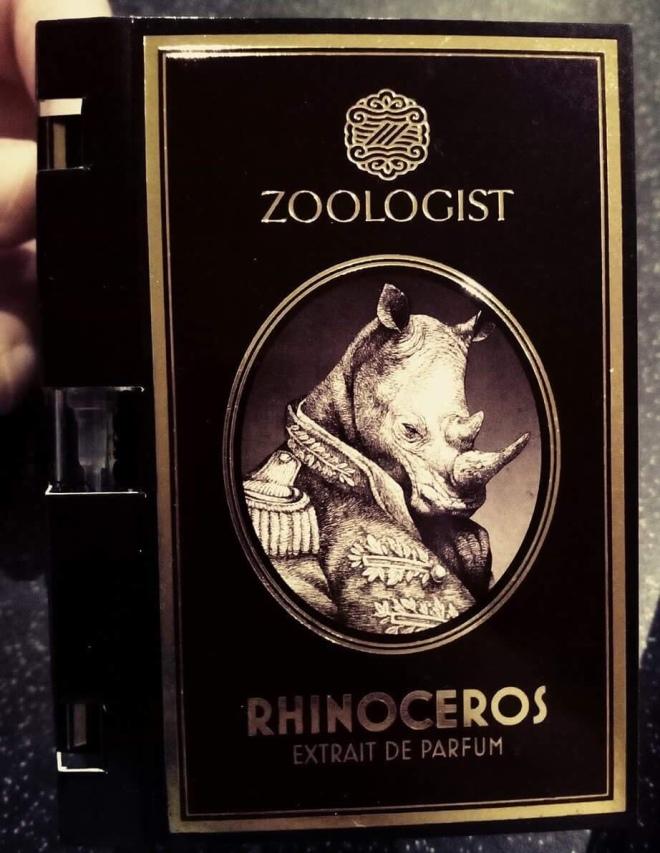 Zoologist - Rhinoceros | BonjourPerfume