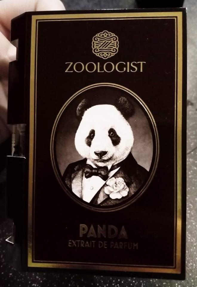Zoologist - Panda | BonjourPerfume