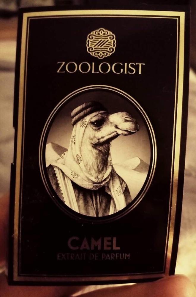 Zoologist - Camel | BonjourPerfume