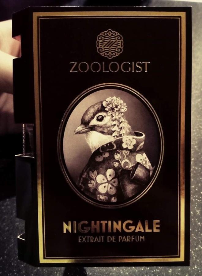 Zoologist - Nightingale | BonjourPerfume