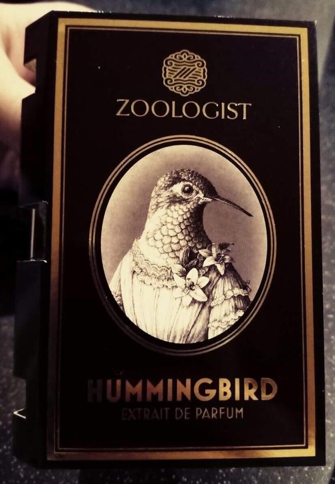 Zoologist - Hummingbird | BonjourPerfume