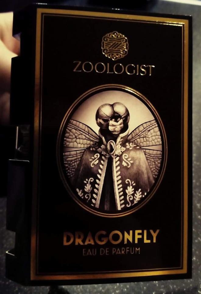 Zoologist - Dragonfly | BonjourPerfume
