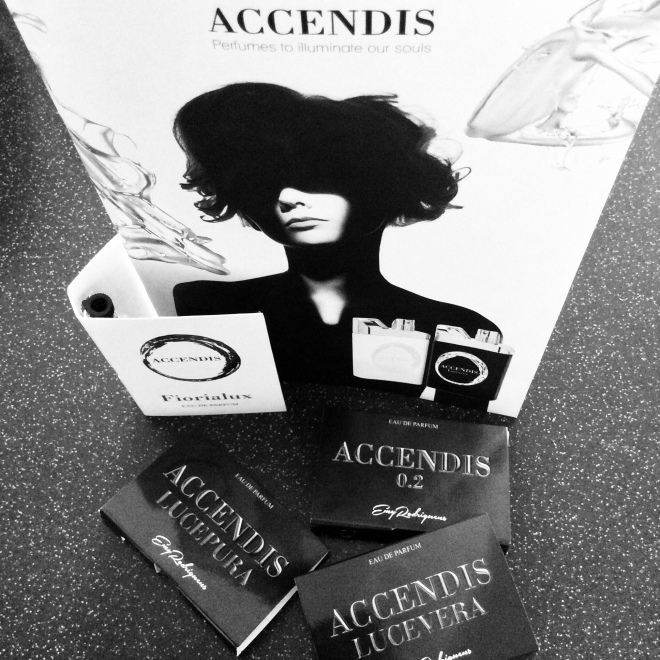 Accendis perfume collection | BonjourPerfume